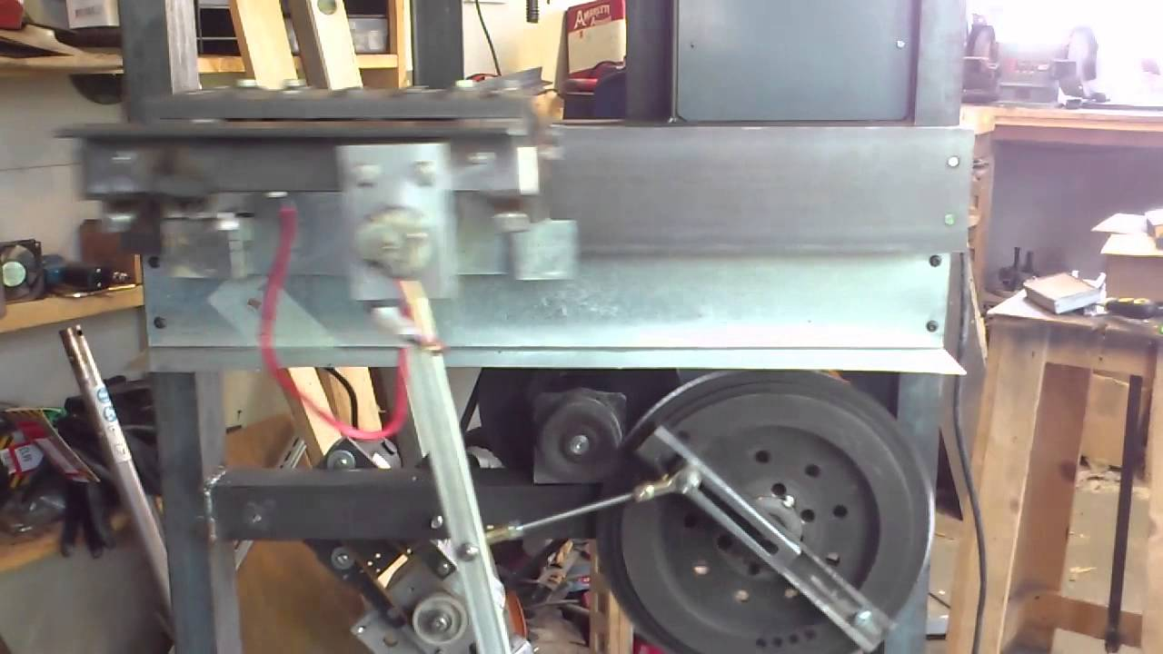 homemade surface grinder latest