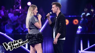 "Volodymir Borovskyi vs Oliwia Lachnik - ""Where The Wild Roses Grow"" - Bitwy - The Voice of Poland 8"