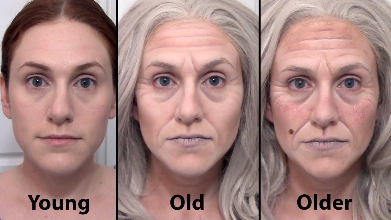 Stage Makeup Tips Aging  Saubhaya Makeup