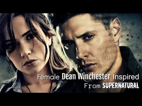 Dean Winchester (Supernatural) Makeup Tutorial (Female Style)