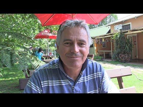 Michael Tellinger talks about a new tourism office near Adam's Calendar