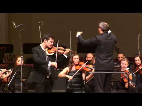 Mozart Violin Concerto A Major Marc Bouchkov Daniel Raiskin Новая Россия