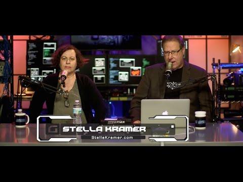 Building Your Portfolio, with guest Stella Kramer | The Grid: Episode 271