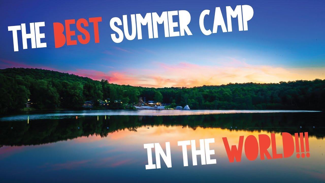 The BEST Summer Camp in AMERICA (2019) - Camp IHC - YouTube