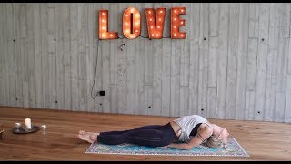 Follow your Heart - Yoga home practice
