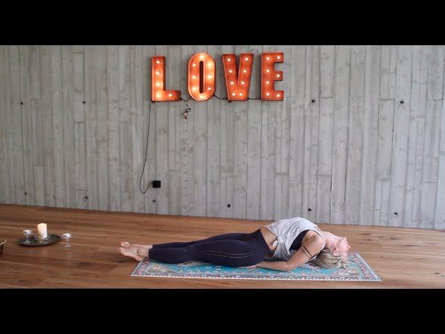 Follow your Heart - Yoga home practice