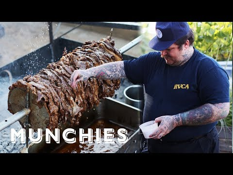 BBQ in Austin, Texas with Matty Matheson: MUNCHIES & Friends