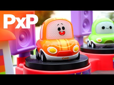 Go on a Cory Carson adventure with VTech's new toys! | A Toy Insider Play by Play