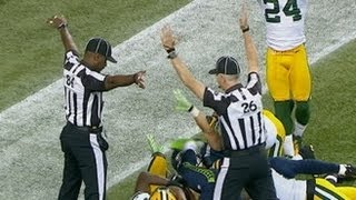 Green Bay Packers, Seattle Seahawks Blown Call: NFL Refs Back to Negotiating?