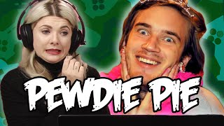 Irish People Watch PewDiePie For The First Time