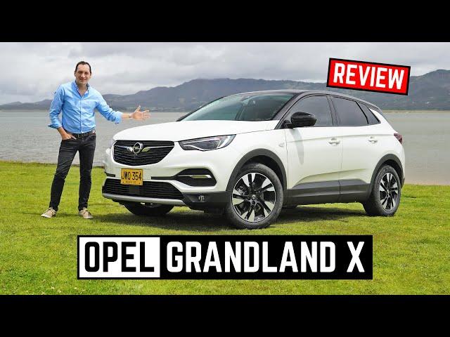 Opel Grandland X 🔥 La avanzada alemana en SUV 🔥 Prueba - reseña