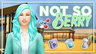 The Sims 4 | Not So Berry Challenge | Part 14 | ♡ Steamy Promotion Celebration! ♡