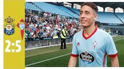 UD Las Palmas - Celta Vigo 2:5 / Ex-Dortmunder Emre Mor mit seinem 1. Tor
