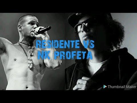 NK PROFETA VS. RESIDENTE (BATALLA COMPLETA) IMPERDIBLE! #Residente #Nk Profeta
