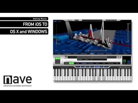 Nave for VST / AU / AAX Sound Examples