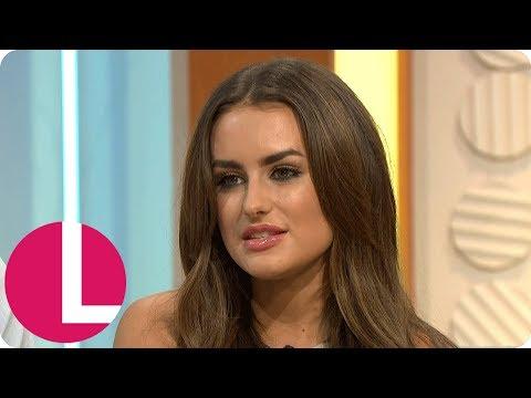Amber Davies' Warning for Love Island Winners Jack and Dani | Lorraine