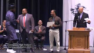 LHS Summer Graduation 2018