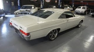 1966 Chevy Impala SS For Sale~Very Original~Numbers Matching~Super Straight~Cust