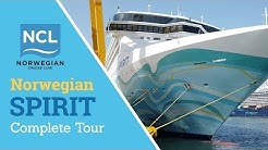 Norwegian Spirit - Complete Tour (2020)