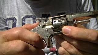 Withneywille Antique Revolver