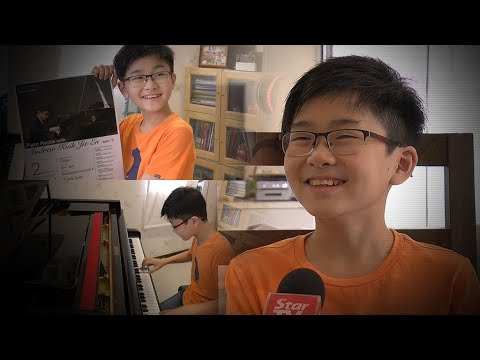Piano prodigy to raise funds for autistic kids