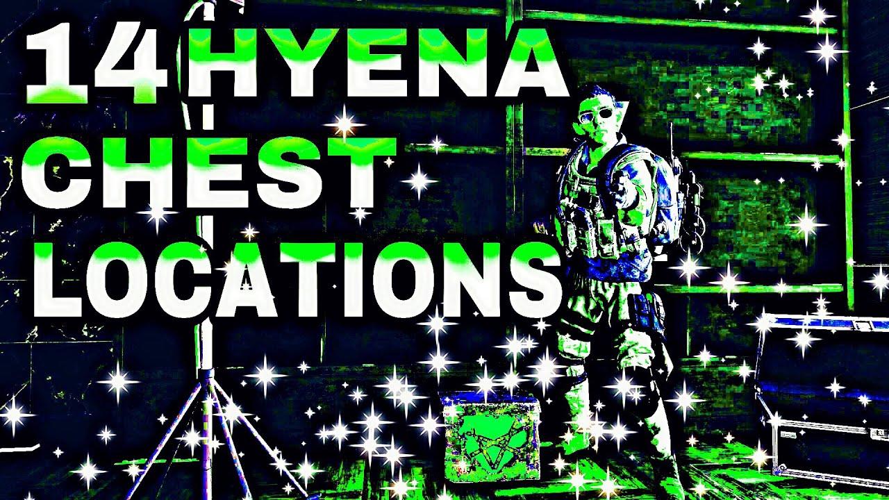 Hyenas Kisten