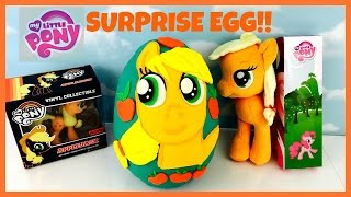 GIANT Blind Bag My Little Pony Games   Toys Play Doh Surprise Eggs Zelfs Huevos Juguete Sorpresa