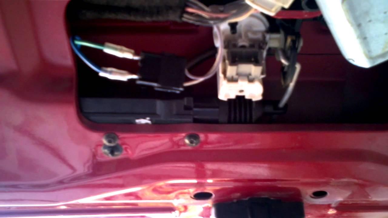 instalado actuador youtube manual jetta 2002 español manual jetta a4 2002