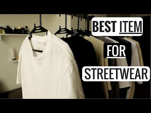 [Build A Streetwear Wardrobe] Basic Tee - Nền Tảng Cốt Lõi Của Một Outfit