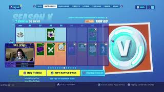 How To Get Into the Champion Sieres #Fortnite