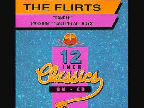 Danger  The Flirts 1983