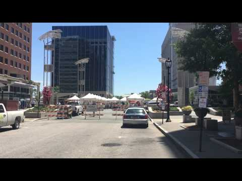 Downtown Raleigh North Carolina tour!