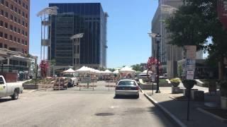Downtown Raleigh North Carolina tour!
