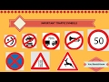 Important traffic signs you should know (symbols)-Part -6