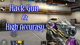 Hack Gun/Weapon & Cheat High Accurasy Crisis Action (Anti Hack Detected)