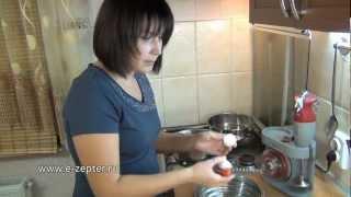 Как приготовить Бисквитное тесто на водяной бане / How to make Biscuit dough ♡ English subtitles