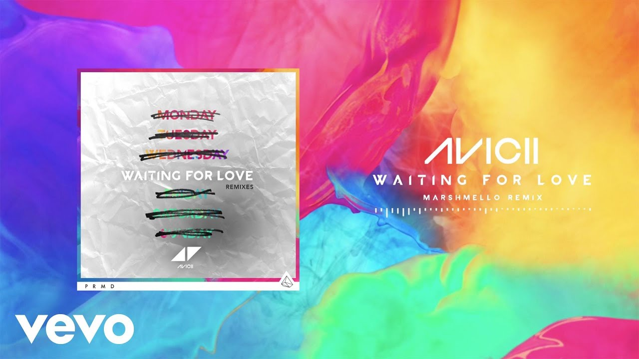 Love Junkie Wallpaper Remix : Avicii - Waiting For Love (Marshmello Remix) - YouTube