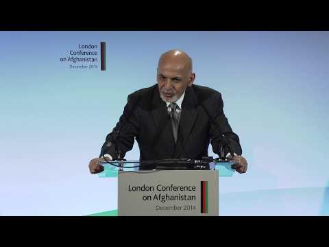 President Ghani, President of Afghanistan