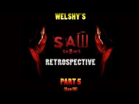 Welshy: Saw Retrospective Part 5 (Saw IV)