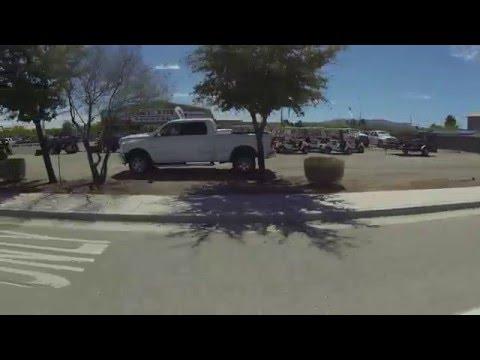 Passing Galleano's Restaurant, Benson, Arizona on Highway 80 to St David, AZ,  GP100937
