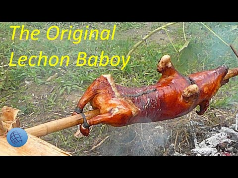 Philippine Lechon Baboy - An all-time favorite fiesta dish