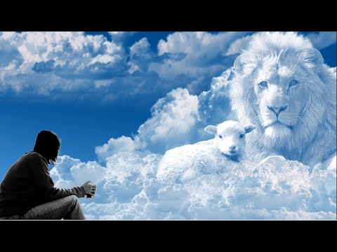 Meditation Music The Lion and the Lamb Relaxation Voice Journey How to Relax your Body and fly