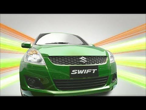 Suzuki Swift New Energy Green - โฆษณาซูซูกิ สวิฟท์ : TVC