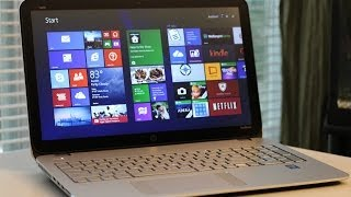 "HP ENVY TouchSmart M6-n012dx 15.6"" Laptop Review 2014"