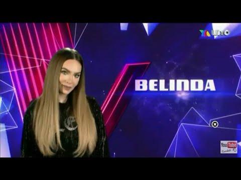 Los Mejores momento de Belinda La voz mexico 2020 Gran final