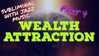 Money flows easily into my life affirmation subliminal with jazz music