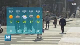 [21.03.16] (날씨)최악의 황사 도착, 미세먼지…