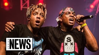 Tracing Juice WRLD & Ski Mask The Slump God's Friendship | Genius News