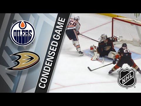 02/09/18 Condensed Game: Oilers @ Ducks