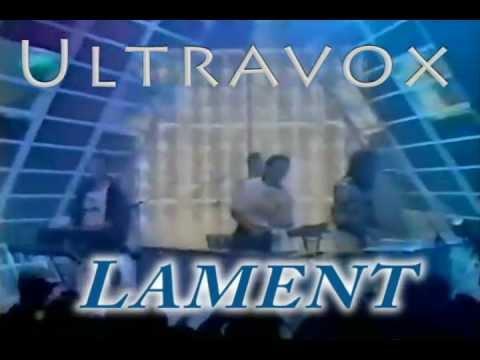 Ultravox - Lament (Full Version, stereo)